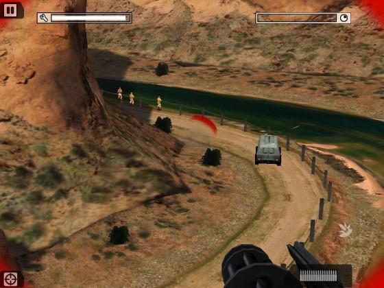 Battlefield: Bad Company 2 iPad