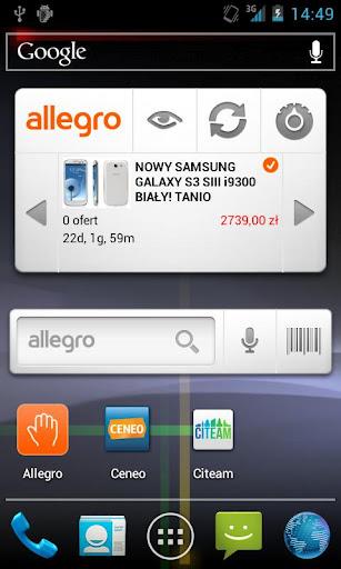 Aplikacja Allegro 3 3 0 W App Store Co Nowego Tablety Pl