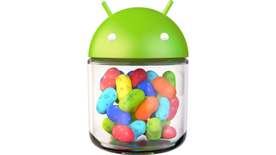 Logo Android 4.3 Jelly Bean