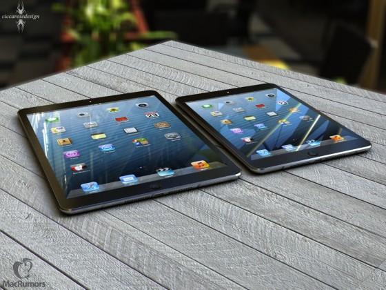 iPad 5 i iPad mini