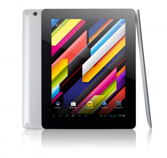 Tablet Pentagram Quadra + gratis