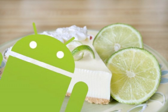 Android 5.0 Key Lime Pie