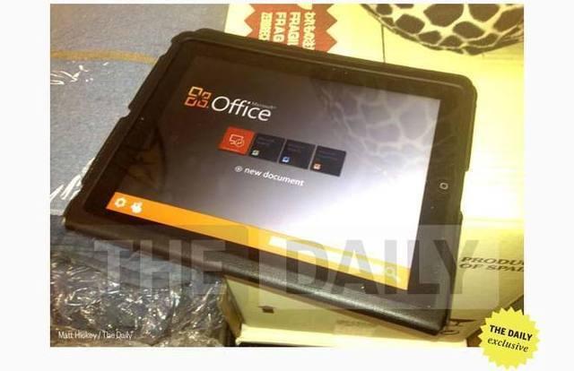 Office na iPada (Miramar)