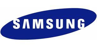 Logo firmy Samsung