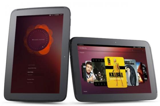 Tablety z Ubuntu