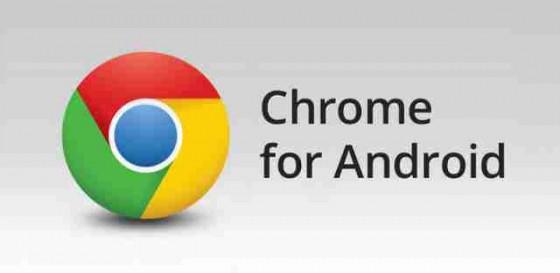 Chrome dla Androida