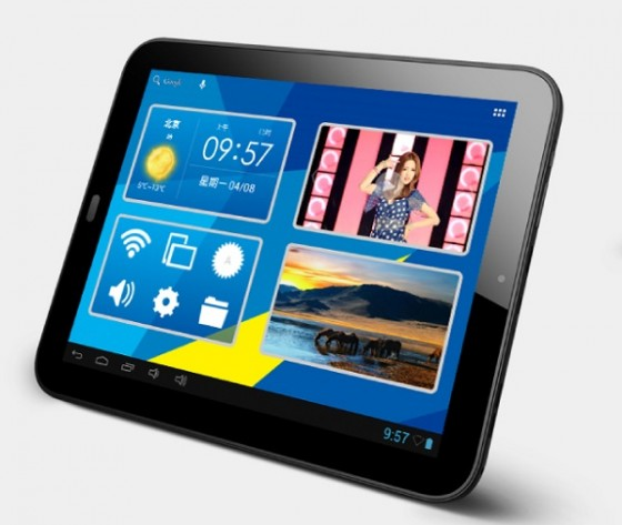 Tablet Vido N90SRK z ekranem pokrytym szkłem Gorilla Glass