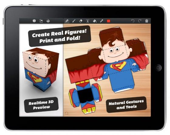 Foldify dla iPada