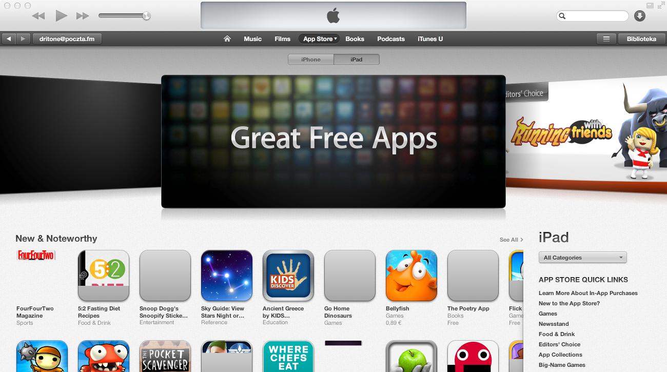 Apple iTunes macOS 101.5 Instagram Facebook WWDC 2019