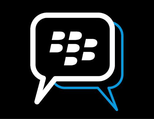 BlackBerry Messenger dla iOS
