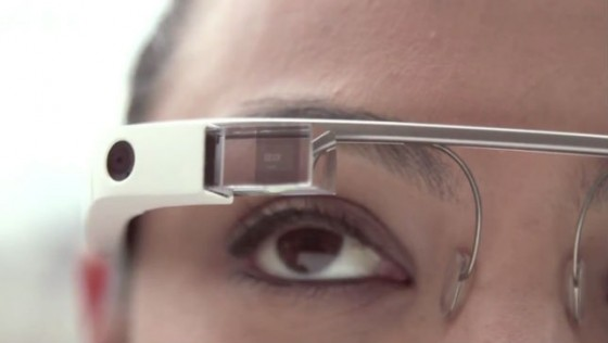 Okulary Google Glass Vision