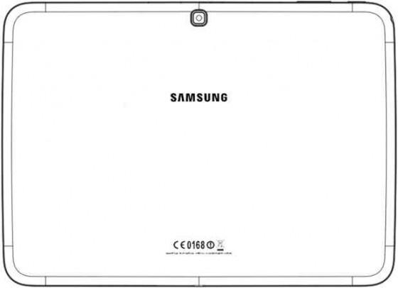 Tablet Samsung Galaxy Tab 3 10.1 z 3G w FCC
