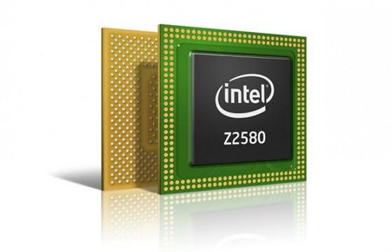 Intel Clover Trail+ Z2580