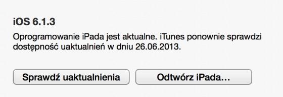 iOS 7 beta 2 - instalacja