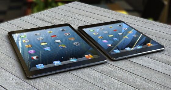 iPad mini 2 i iPada 5