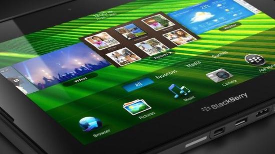 Playbook Tablet