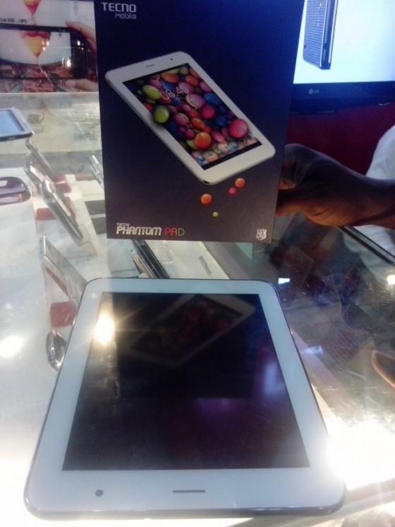 Tablet z funkcją dzwonienia - Tecno Phantom N9