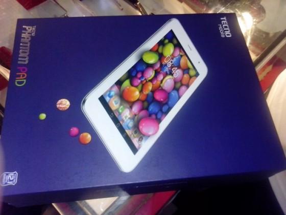 Tablet Tecno Phantom N9