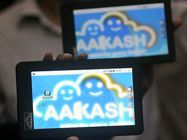 Tablet Aakash