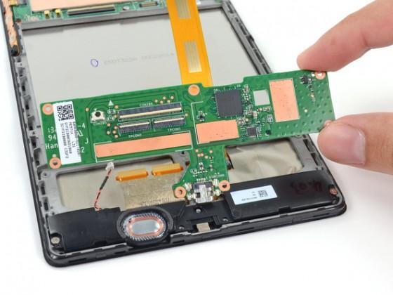 Nowy Nexus 7 w iFixit