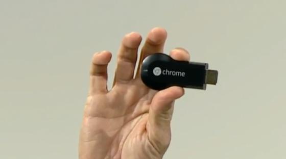 Google Chomecast 1