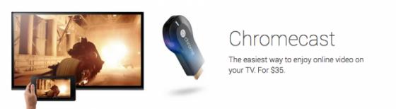 Google Chomecast 2