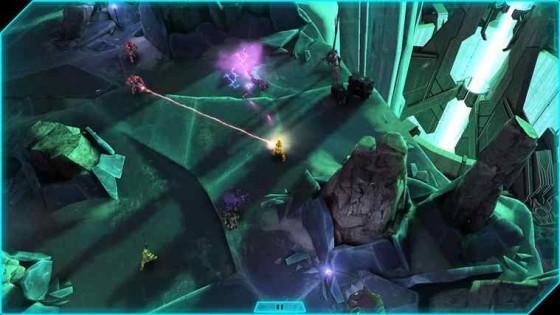 Gra Halo-Spartan Assault