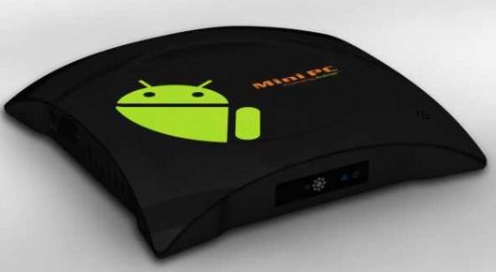 Komputer z Androidem JW-11 1