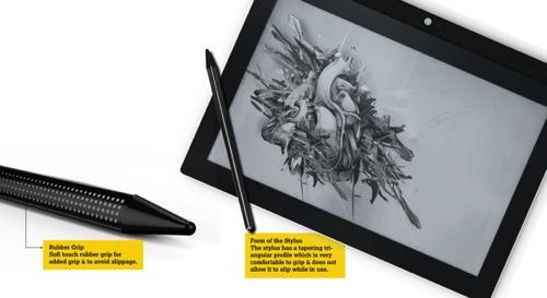 Tablet Notion Ink Adam II 03
