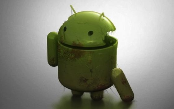 Niedobry Android