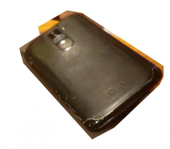 LG G2 - tył