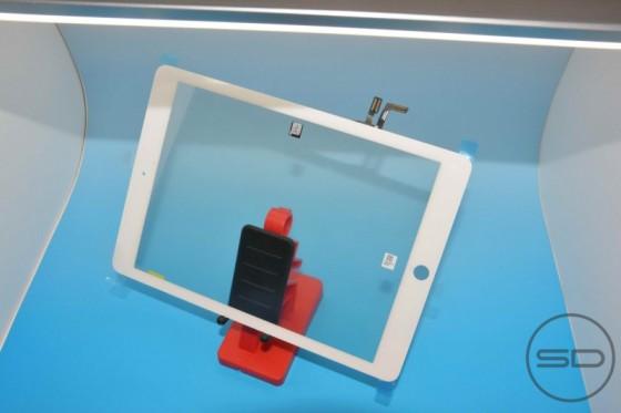 iPad 5 frame