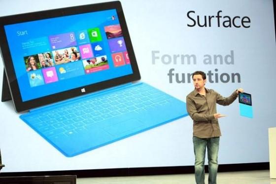 Surface prezentacja