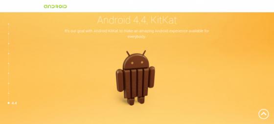Android 4.4 KitKat Info