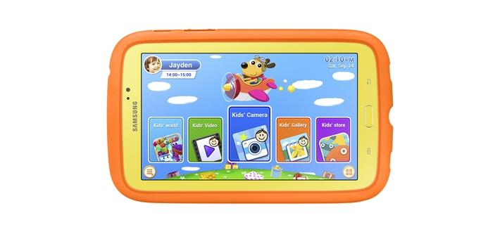 Tablet Samsung GALAXY Tab 3 Kids