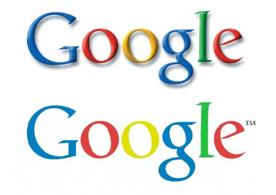 Logo Google Porównanie