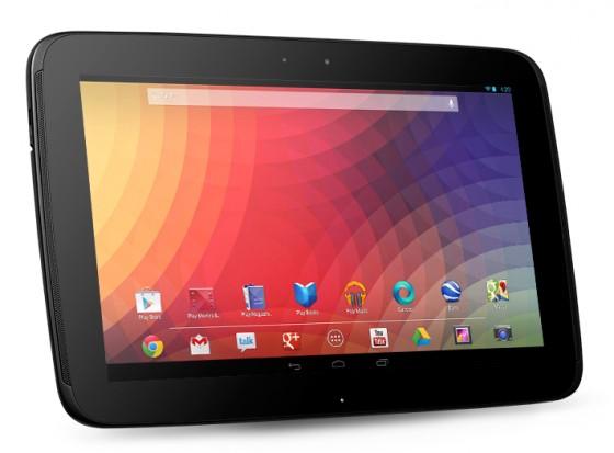 Nexus 10 2012