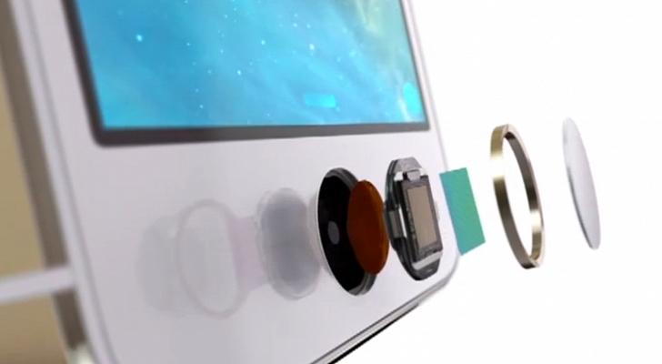 Przycisk Touch ID
