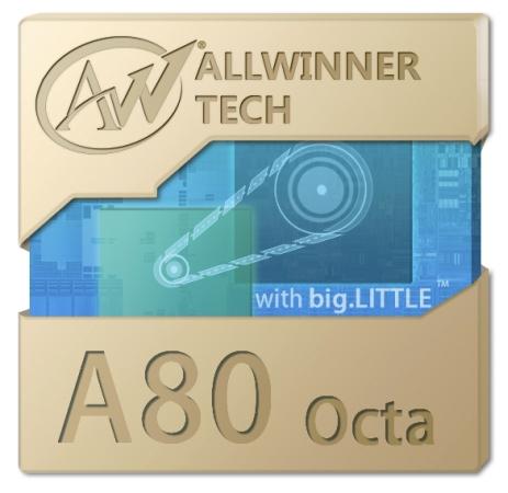 Procesor Allwinner A80