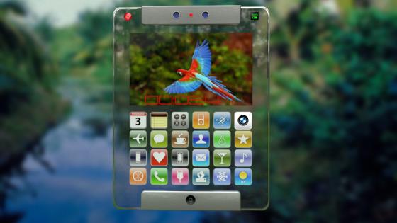 iPad 6 koncept