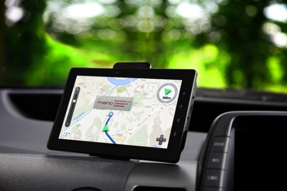 Kiano Road GPS/DVBT