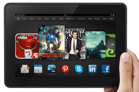 Tablet Kindle Fire HDX