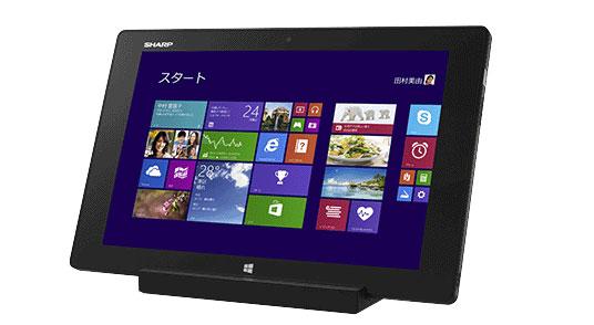 Sharp IGZO Tablet z Windows 8