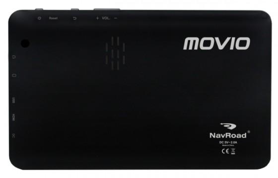 Tablet NavRoad Movio - tył