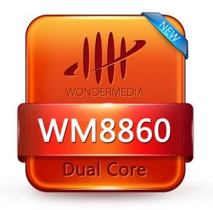 Procesor WM8860