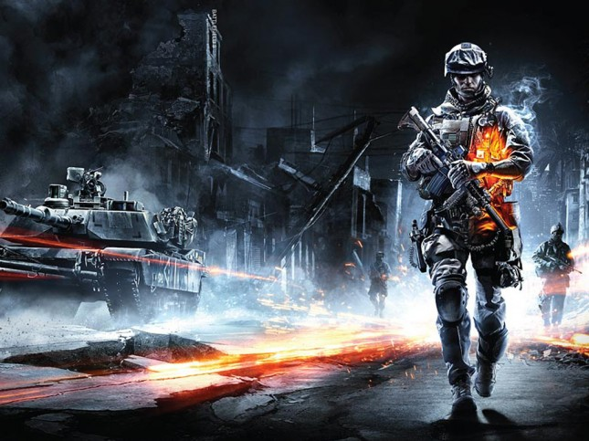 Gra Battlefield