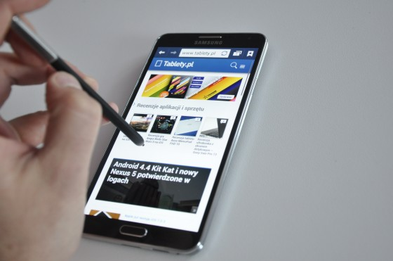 Phablet Samsung Galaxy Note 3
