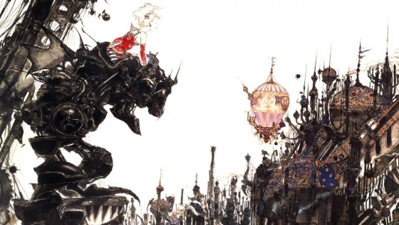 Final Fantasy na iOS Androida