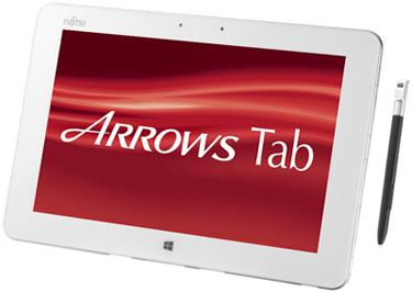 Tablet Fujitsu ARROWS Tab QH55 / M