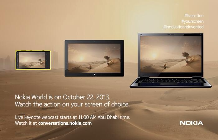 Nokia tablet teaser